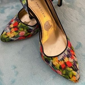 Artwork in a shoe, worthy of a museum display